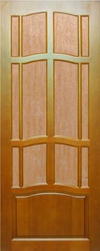 Межкомнатная дверь Ампир - остекленный