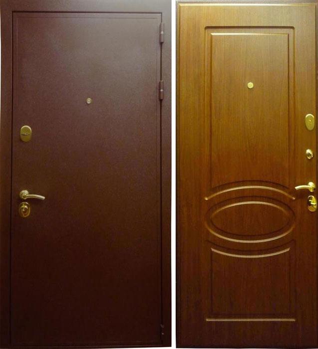 металлическе двери на полежаевской
