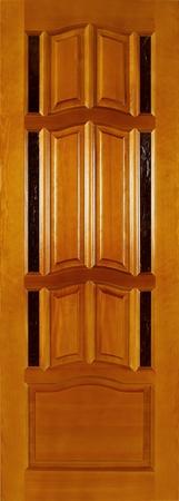 Межкомнатная дверь Ампир - боковое остекление