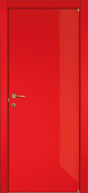 GLOSS P Gloss rosso