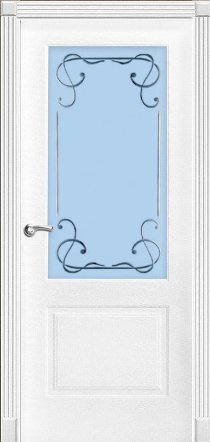 Межкомнатная дверь Milan 2V