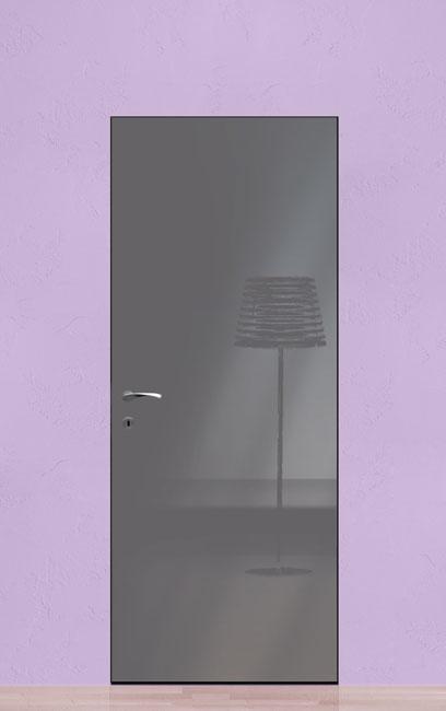 GLOSS P Gloss grigio scuro
